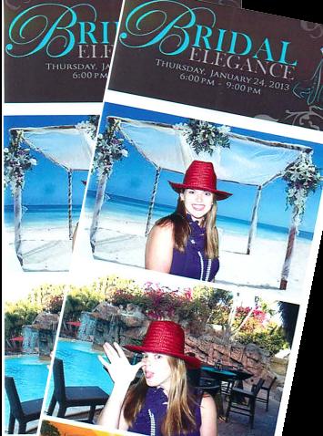 Bridal Elegance Bridal Show | The Majestic Vision Wedding Planning | Palm Beach Convention Center in West Palm Beach, FL | www.themajesticvision.com