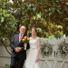Romantic Garden Wedding Ceremony at Ann Norton Sculpture Garden in Palm Beach, FL thumbnail