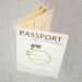 Elegant Passport Wedding Invitation at Villas Mar Azure in Ponce, PR thumbnail