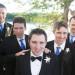 Handsome Groomsmen with Elegant Starfish Boutineers at Villas Mar Azure in Ponce, PR thumbnail