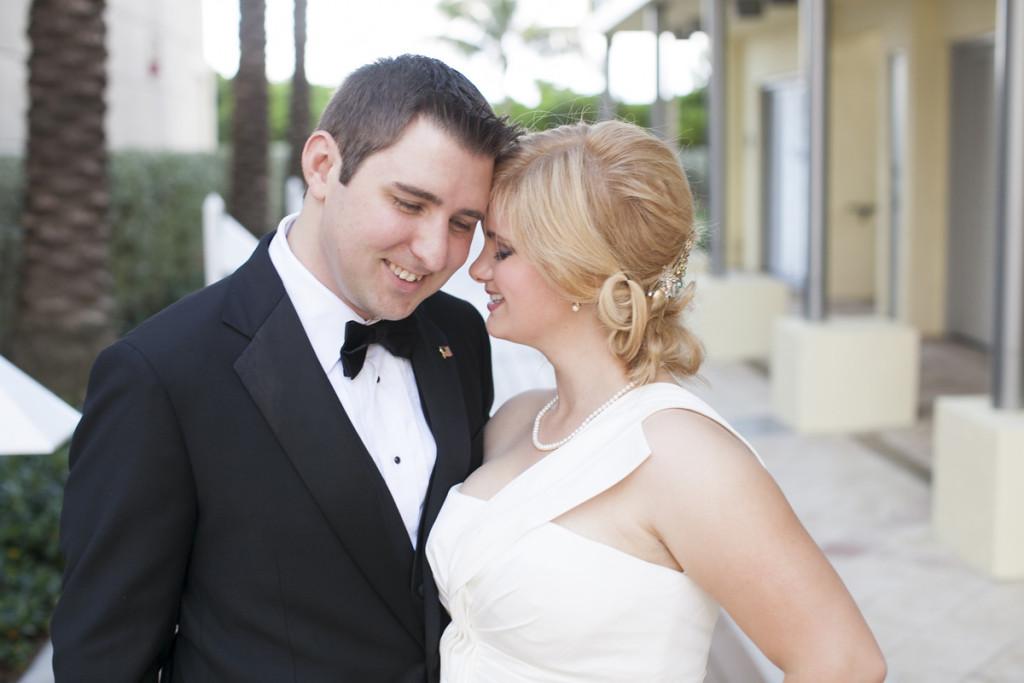 Elegant Waterfront Bridal Portrait | The Majestic Vision Wedding Planning | Villas Mar Azure in Ponce, PR | www.themajesticvision.com | Shay Cochrane Photography