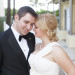 Elegant Waterfront Bridal Portrait at Villas Mar Azure in Ponce, PR thumbnail
