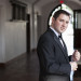 Handsome Groom Portrait at Villas Mar Azure in Ponce, PR thumbnail