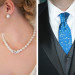 Elegant Bride and Groom at Villas Mar Azure in Ponce, PR thumbnail