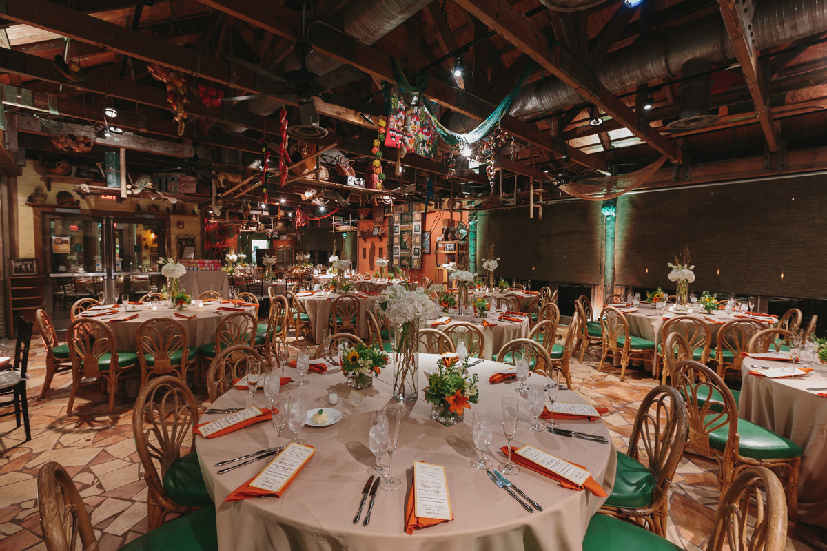 Palm Beach Zoo Wedding Reception The Majestic Vision Planning In