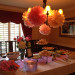Rustic Pink and Yellow Baby Shower Tablescape in Palm Beach, FL thumbnail