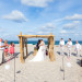 Rustic Coral and Burlap Beach Ceremony at Palm Beach Shores Community Center in Palm Beach, FL thumbnail