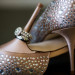 Elegant Wedding Rings with Badgley Mischka Shoes at Palm Beach Shores Community Center in Palm Beach, FL thumbnail
