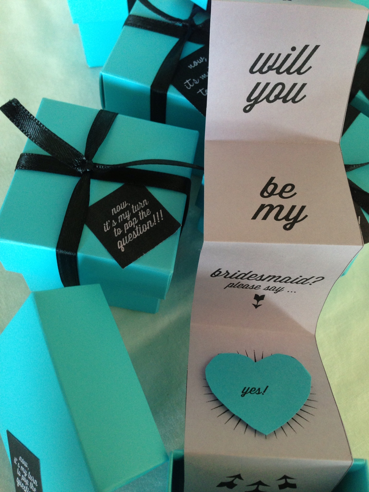 Will You Be My Bridesmaid Craft | The Majestic Vision Wedding Planning | Palm Beach, FL and Milwaukee, WI | www.themajesticvision.com