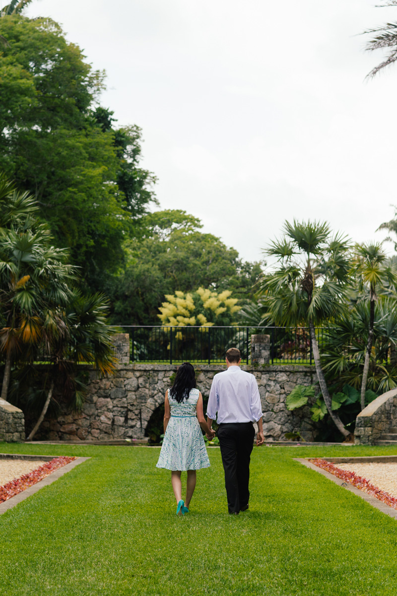 Romantic Engagement Session | The Majestic Vision Wedding Planning | Fairchild Tropical Garden in Coral Gables, FL | www.themajesticvision.com | Robert Madrid Photography
