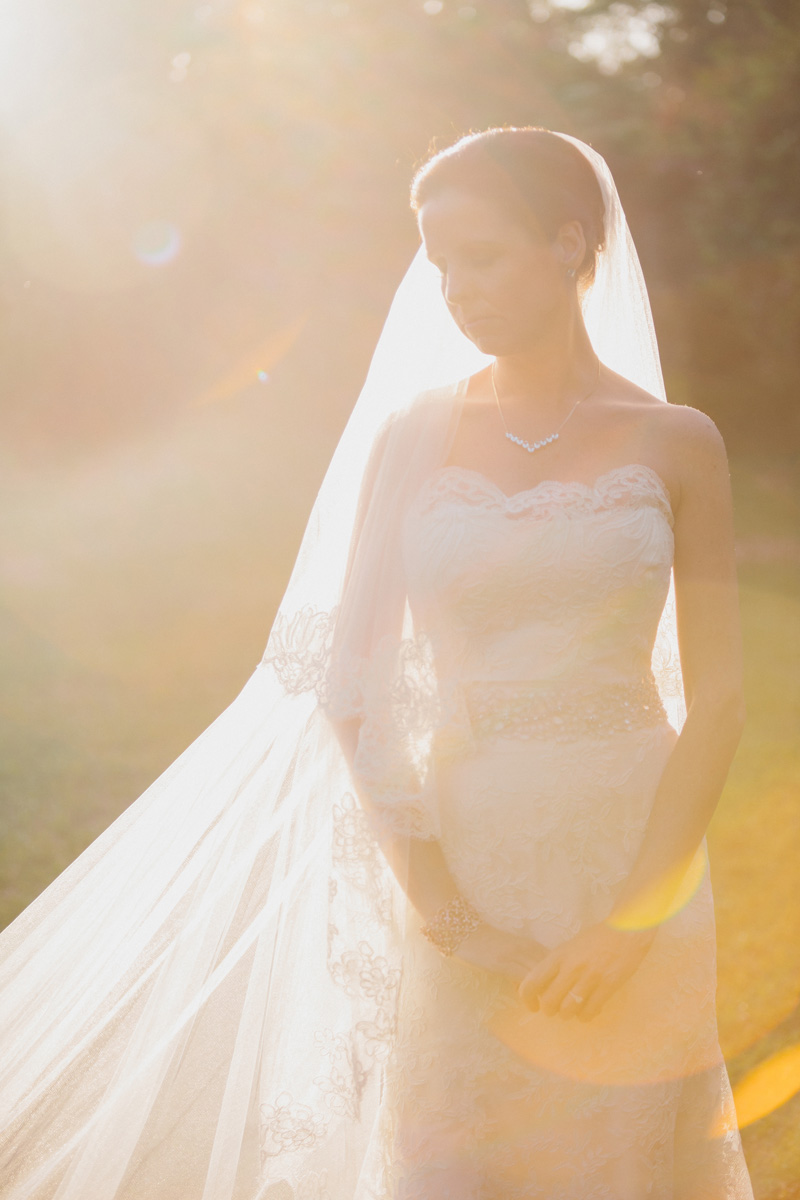 Stunning Bridal Portrait | The Majestic Vision Wedding Planning | Fairchild Tropical Garden in Coral Gables, FL | www.themajesticvision.com | Robert Madrid Photography