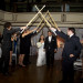Unique Wedding Reception Entrance with Kendo Swords at Harriet Himmel Theater in Palm Beach, FL thumbnail