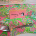 Pink and Green Disney Side Party Place Card in Palm Beach, FL thumbnail