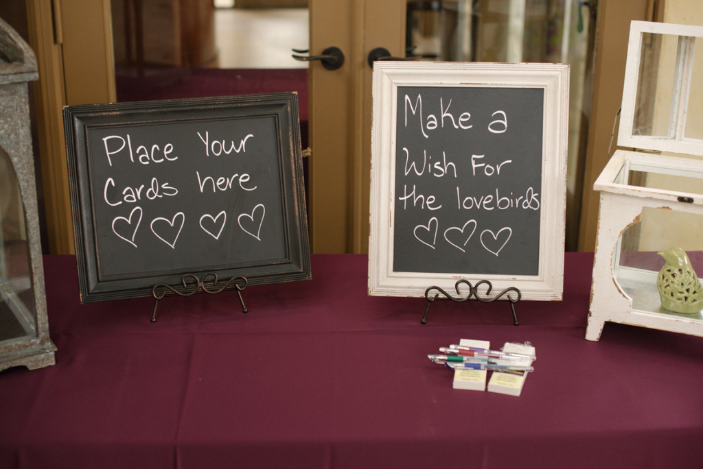 Fun Chalkboard Guestbook Sign | The Majestic Vision Wedding Planning | The Addison Boca in Palm Beach, FL | www.themajesticvision.com | Starfish Studios