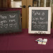 Fun Chalkboard Guestbook Sign at The Addison Boca in Palm Beach, FL thumbnail
