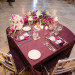 Elegant Silver and Purple Wedding Reception at The Addison Boca in Palm Beach, FL thumbnail