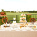 Elegant Dessert Display on the Polo Fields at International Polo Club in Palm Beach, FL thumbnail