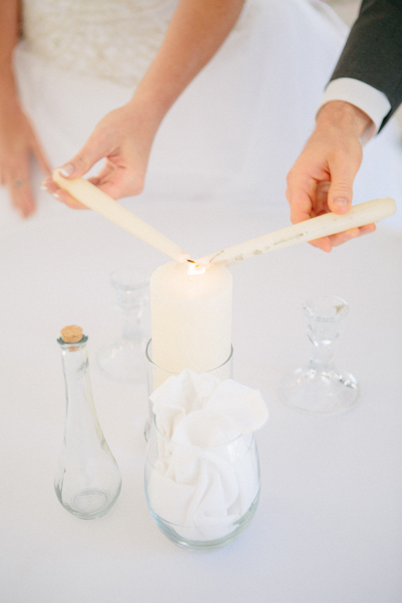Elegant Candle Lighting Ceremony | The Majestic Vision Wedding Planning | Marriott Singer Island in Palm Beach, FL | www.themajesticvision.com | Robert Madrid Photography