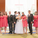 Elegant Bridal Party in Coral and Gray at Marriott Singer Island in Palm Beach, FL thumbnail