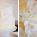 Modern White Ruffle Wedding Cake at Marriott Singer Island in Palm Beach, FL thumbnail