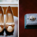 Fun Gold Glitter Wedding Shoes at Marriott Singer Island in Palm Beach, FL thumbnail
