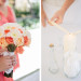 Elegant Coral, Pink and White Bridesmaid Bouquet at Marriott Singer Island in Palm Beach, FL thumbnail