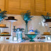 Elegant Dessert Display at Sailfish Marina in Palm Beach, FL thumbnail