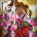 Bride Entrance in Palanquin for Indian Wedding Ceremony at PGA National in Palm Beach, FL thumbnail