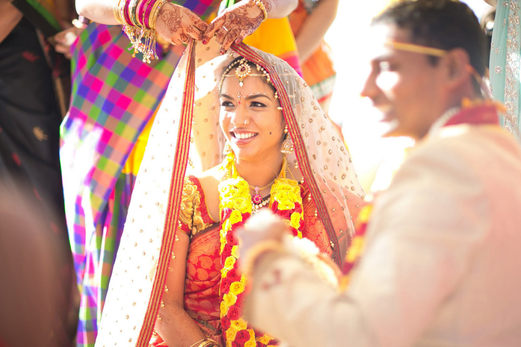 Elegant Indian Wedding Ceremony | The Majestic Vision Wedding Planning | PGA National in Palm Beach, FL | www.themajesticvision.com | Haring Photography