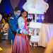 Elegant Chandelier Wedding Cake for Indian Wedding Reception at PGA National in Palm Beach, FL thumbnail