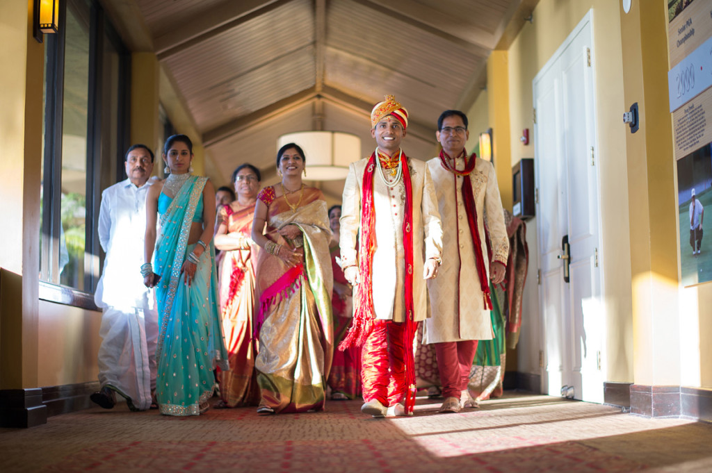Groom Baraat | The Majestic Vision Wedding Planning | PGA National in Palm Beach, FL | www.themajesticvision.com | Haring Photography