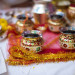 Colorful Jars for Indian Wedding Ceremony at PGA National in Palm Beach, FL thumbnail