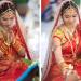 Elegant Praying Bride for Indian Wedding Ceremony at PGA National in Palm Beach, FL thumbnail