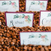 Elegant Coffee Shop Wedding Escort Cards at Anodyne Coffee in Milwaukee, WI thumbnail
