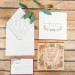 Elegant Coffee Shop Wedding Invitation Suite at Anodyne Coffee in Milwaukee, WI thumbnail