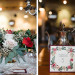 Elegant Vintage Marsala Tablescape at Anodyne Coffee in Milwaukee, WI thumbnail