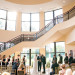 Elegant White on White Wedding Ceremony at The Borland Center in Palm Beach, FL thumbnail