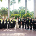 Fun and Elegant Bridal Party at The Borland Center in Palm Beach, FL thumbnail
