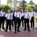 Dapper Groomsmen at The Borland Center in Palm Beach, FL thumbnail