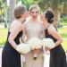 Beautiful Bridesmaid and Bride at The Borland Center in Palm Beach, FL thumbnail