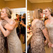 Adorable First Look between Mother and Bride at The Borland Center in Palm Beach, FL thumbnail