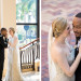 Stunning Interracial Couple Portrait at The Borland Center in Palm Beach, FL thumbnail