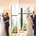 Elegant Interracial Couple Celebrating Marriage at The Borland Center in Palm Beach, FL thumbnail