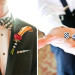 Modern Black and White Groom Accessories at Breakers West in Palm Beach, FL thumbnail