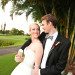 Modern and Elegant Bridal Portrait on Golf Course at Breakers West in Palm Beach, FL thumbnail
