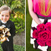 Modern Kate Spade Inspired Bridal Bouquet and Bridesmaid Bouquet at Breakers West in Palm Beach, FL thumbnail