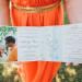 Quad-fold Wedding Invitation with Custom Map and RSVP Mad Lib at Palm Beach Zoo in Palm Beach, FL thumbnail