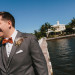 Joyful Groom Portrait at Palm Beach Zoo in Palm Beach, FL thumbnail