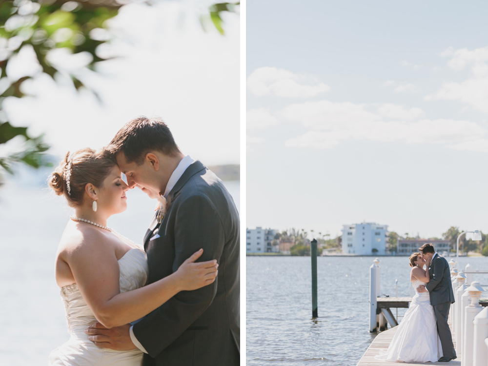 Stunning Waterfront Bridal Portrait | The Majestic Vision Wedding Planning | Palm Beach Zoo in Palm Beach, FL | www.themajesticvision.com | Robert Madrid Photography