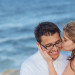 Beautiful Oceanfront Engagement Session at Blowing Rocks Preserve in Palm Beach, FL thumbnail